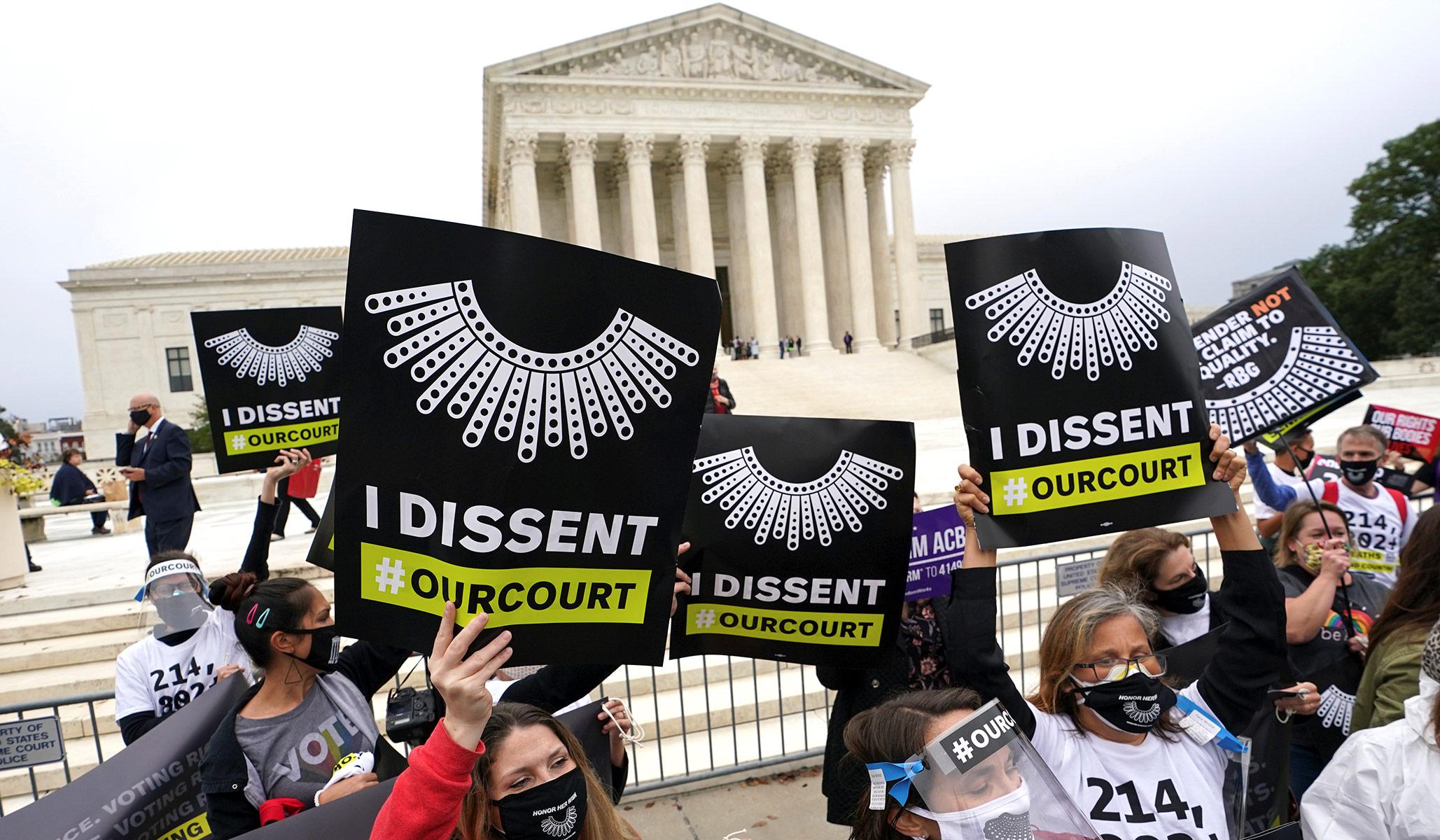 Progresif Menyerang Legitimasi Mahkamah Agung