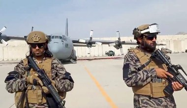 The Taliban Just Received the Largest International Weapons Transfer in 50 Years
