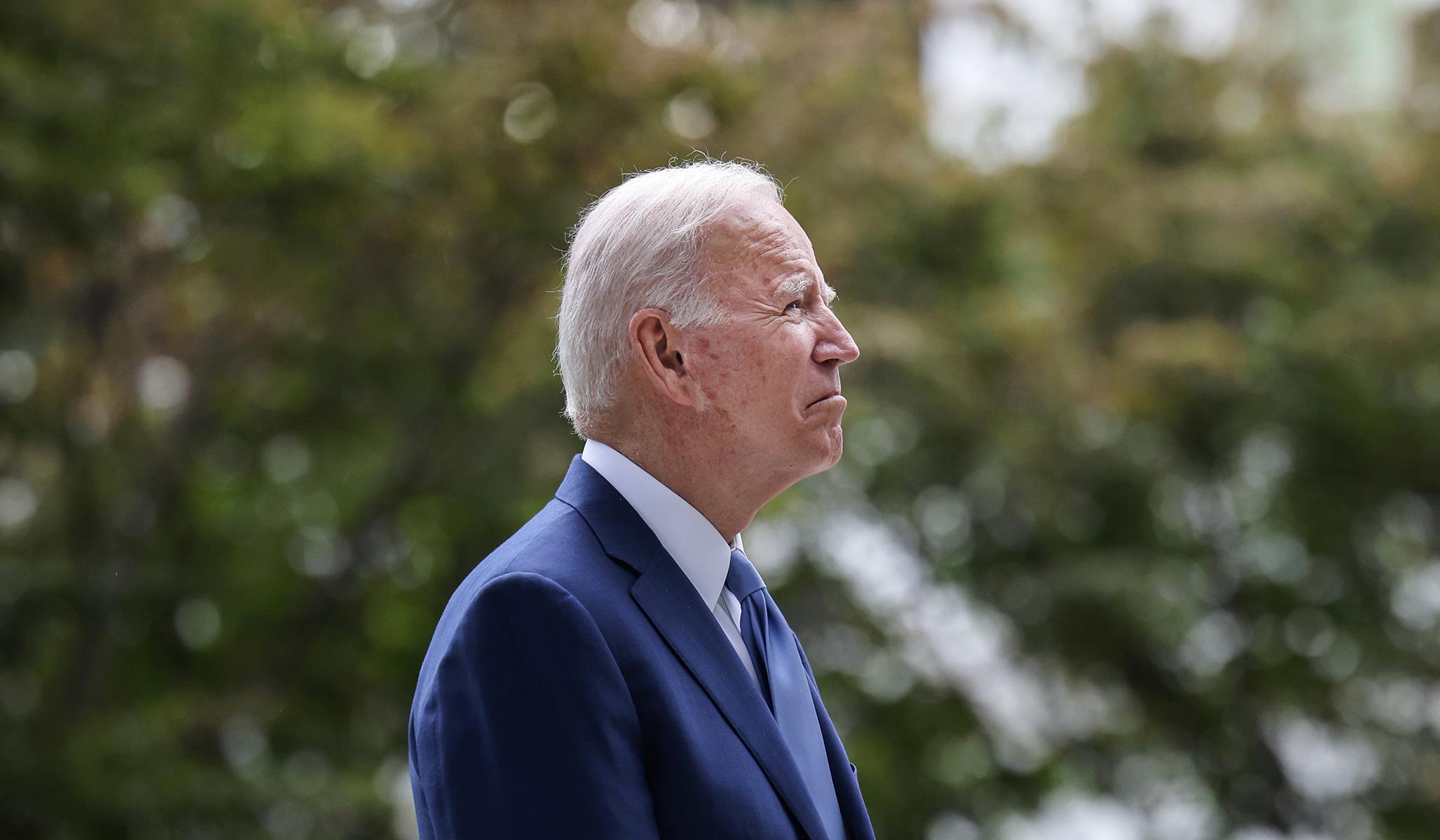 Democrats Belatedly Realize Joe Biden Is a Lousy Leader
