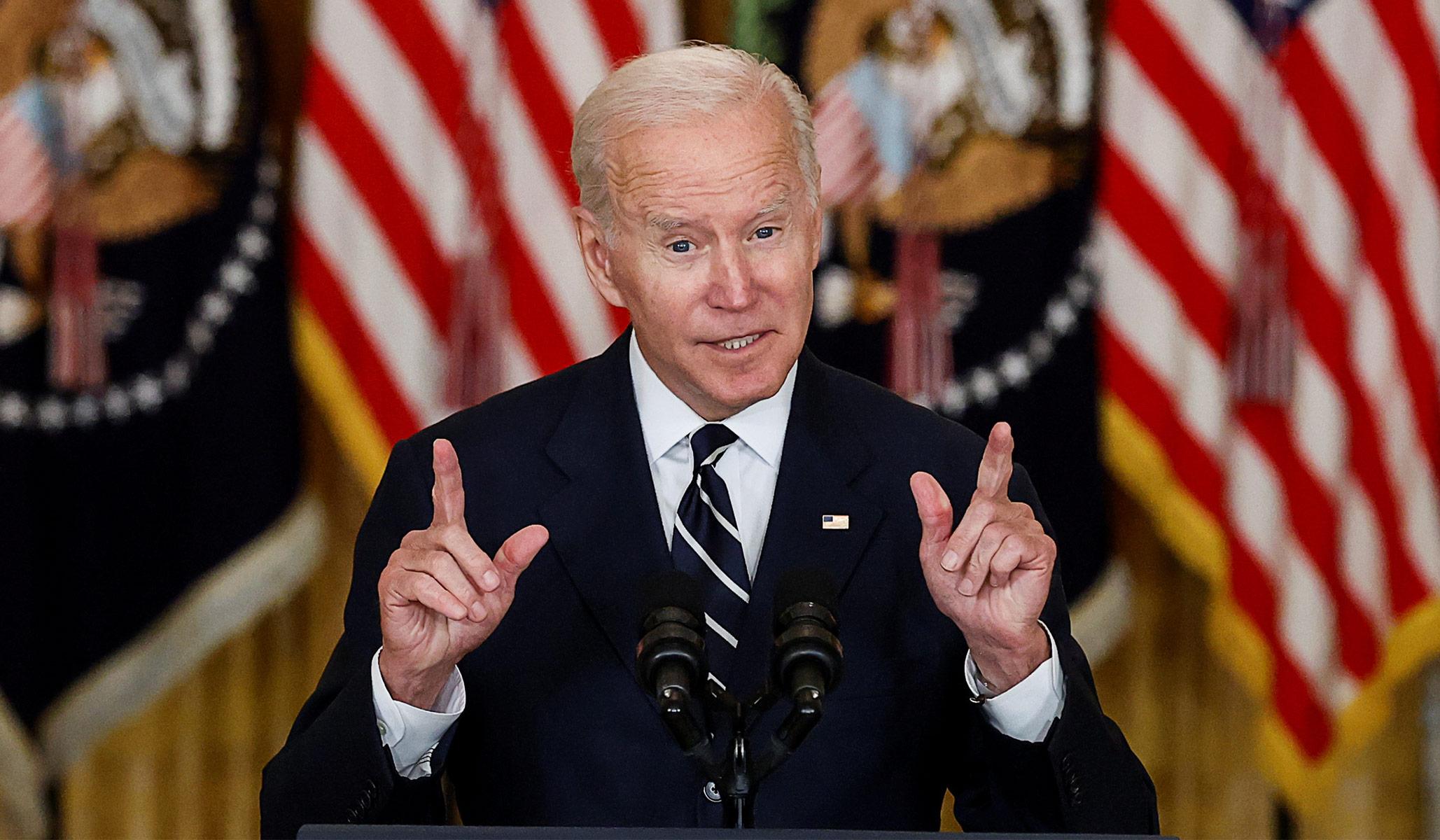 On the Economy, Joe Biden Isn't Even Trying