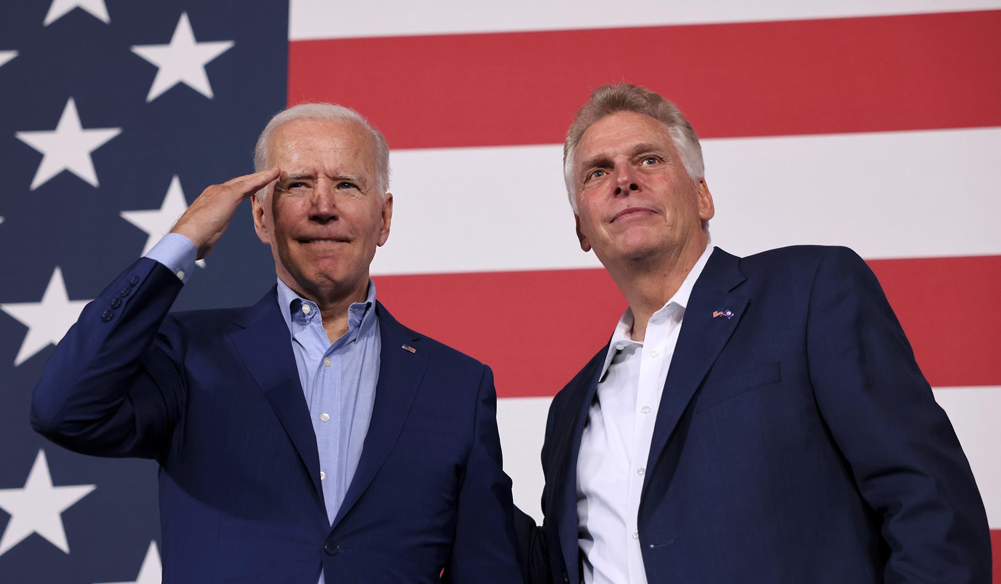 Virginia Polls Should Alarm Democrats