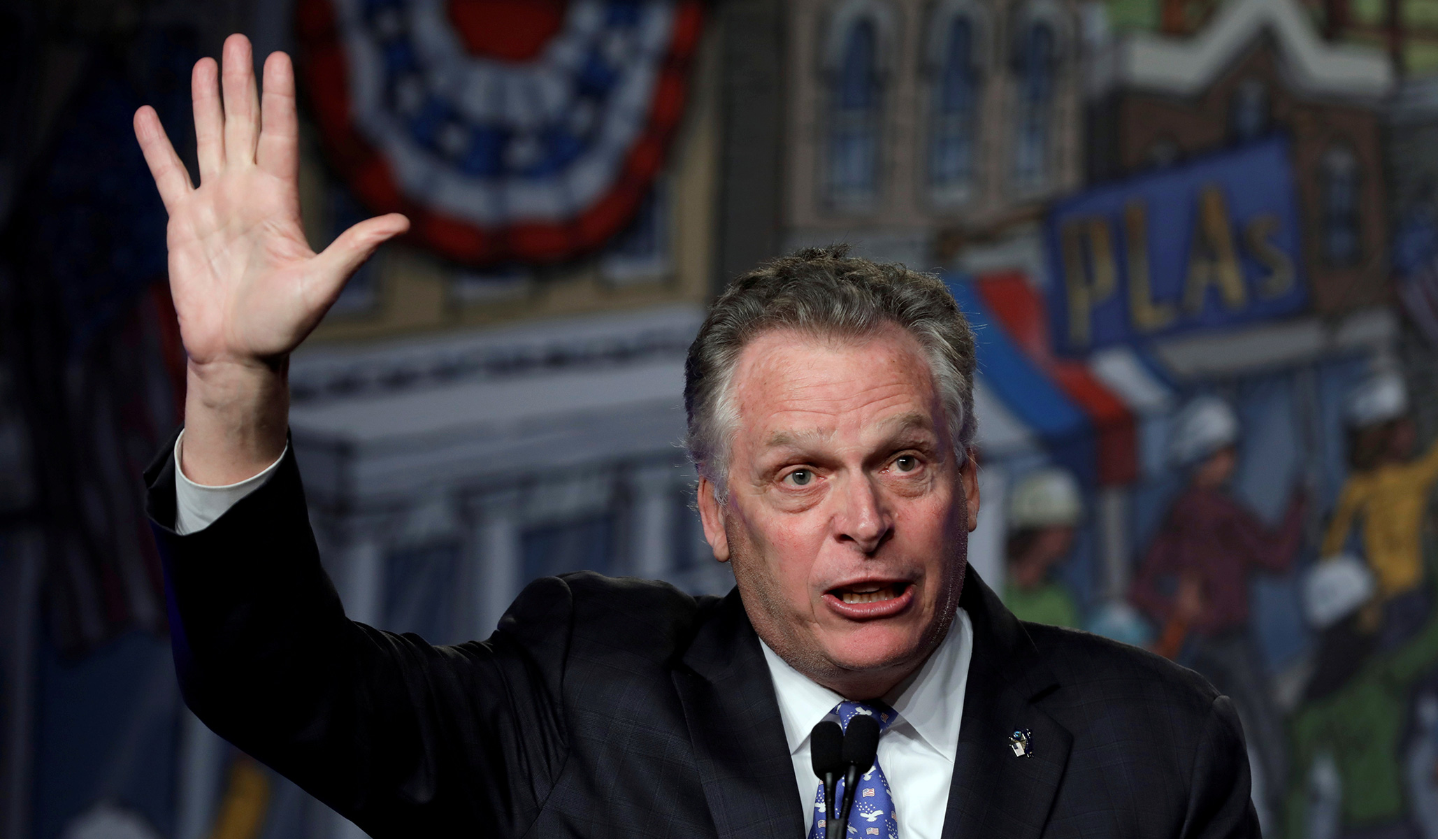 Terry McAuliffe Keeps Digging on the 2000 Election Being Stolen | National Review
