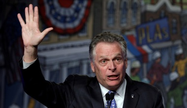 McAuliffe Walks Out Mid-Interview, Scolds Reporter: 'You Should've Asked Better Questions'