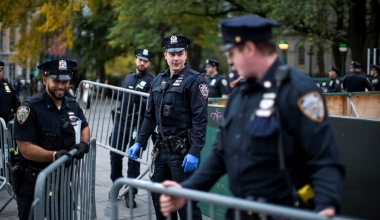 NYC's Largest Police Union Sues City over Vaccine Mandate