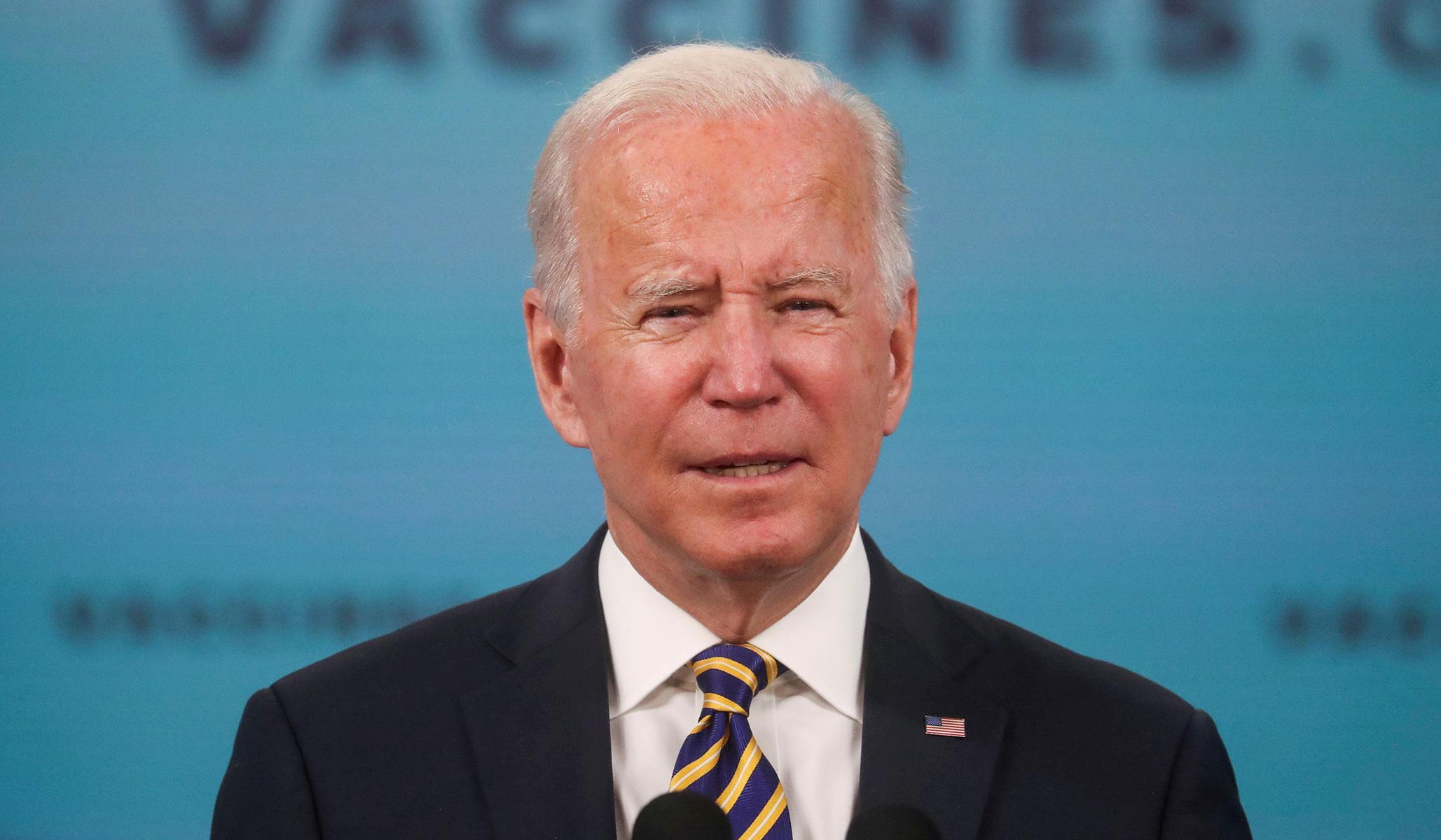 Joe Biden: Presiden yang Tidak Ada