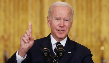 Biden Claims Reconciliation Package Will 'Reduce the Deficit' in Closing Argument for Massive Spending