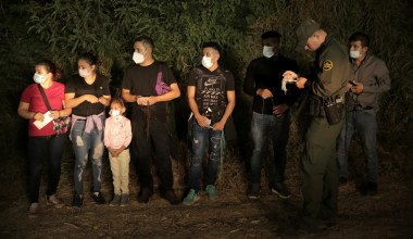 Biden Administration Could Pay Illegal Immigrant Families Separated at Border $450,000 Per Person in Settlements