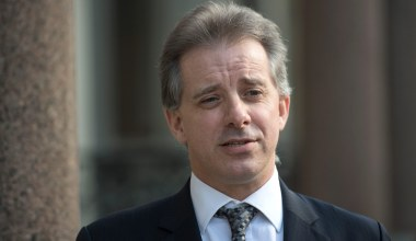 Christopher Steele, the Russia-Collusion Hoaxer, Regrets Nothing
