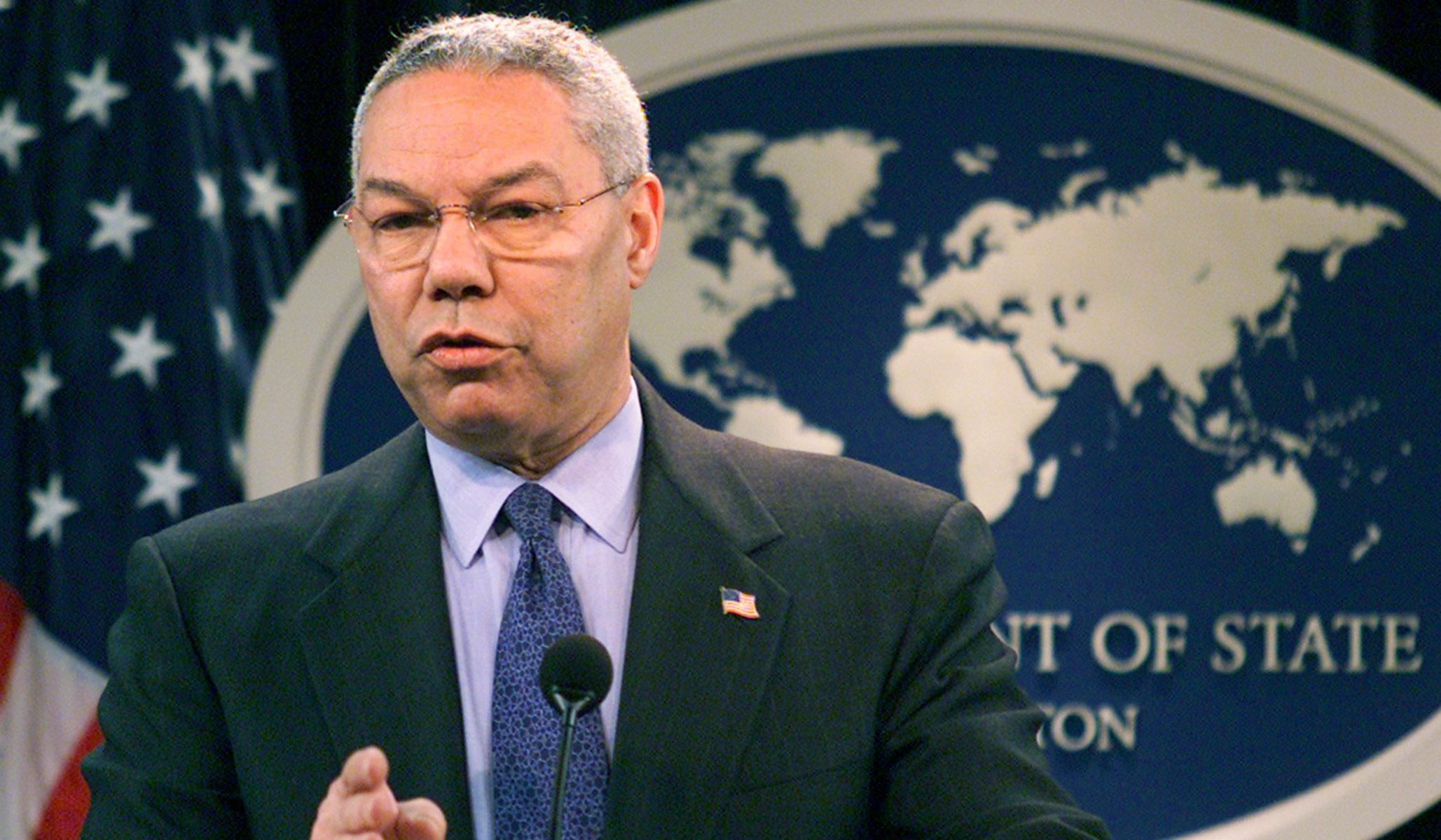Colin Powell, R.I.P.