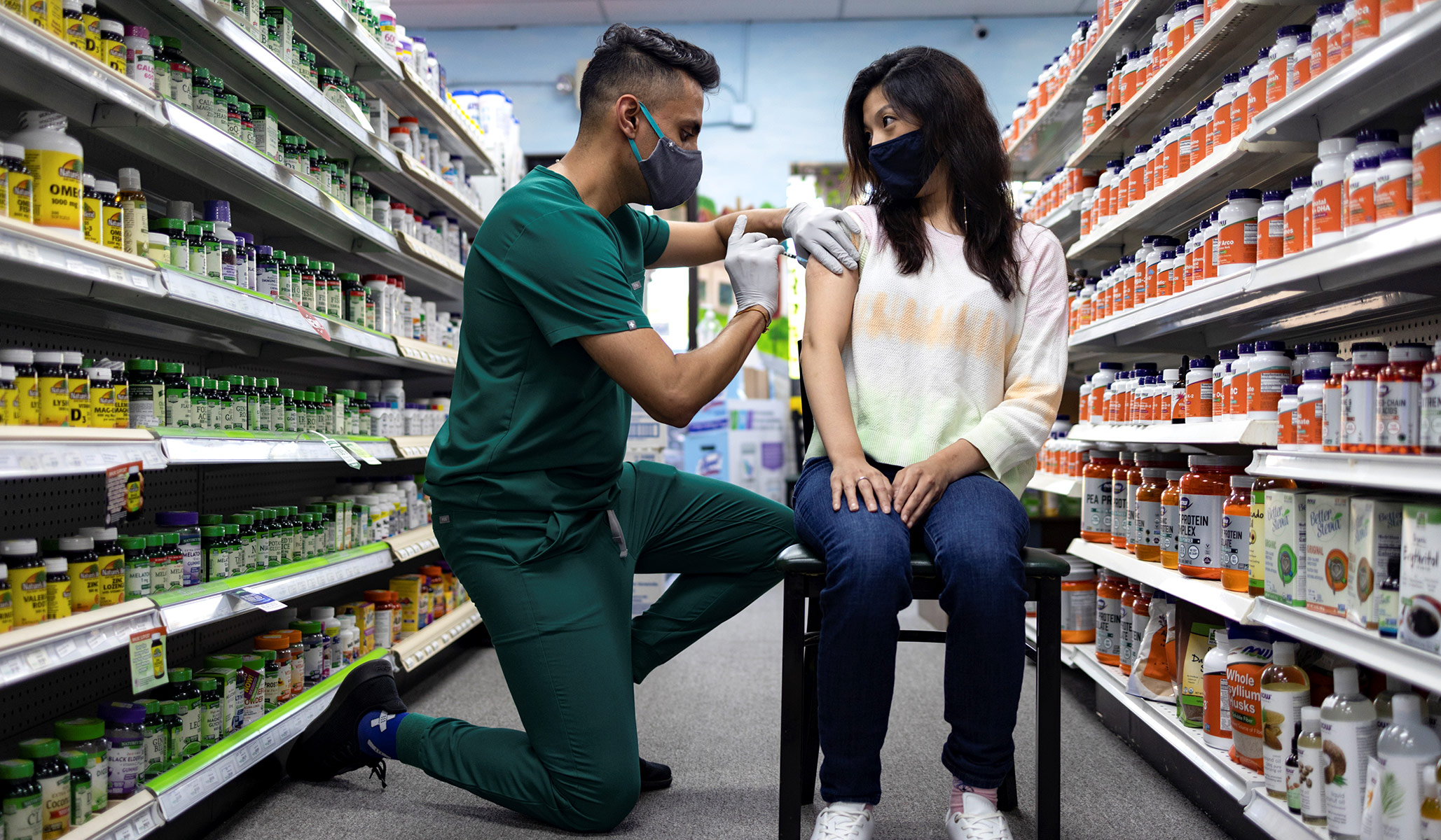 FDA Mengizinkan Suntikan Booster |  Ulasan Nasional