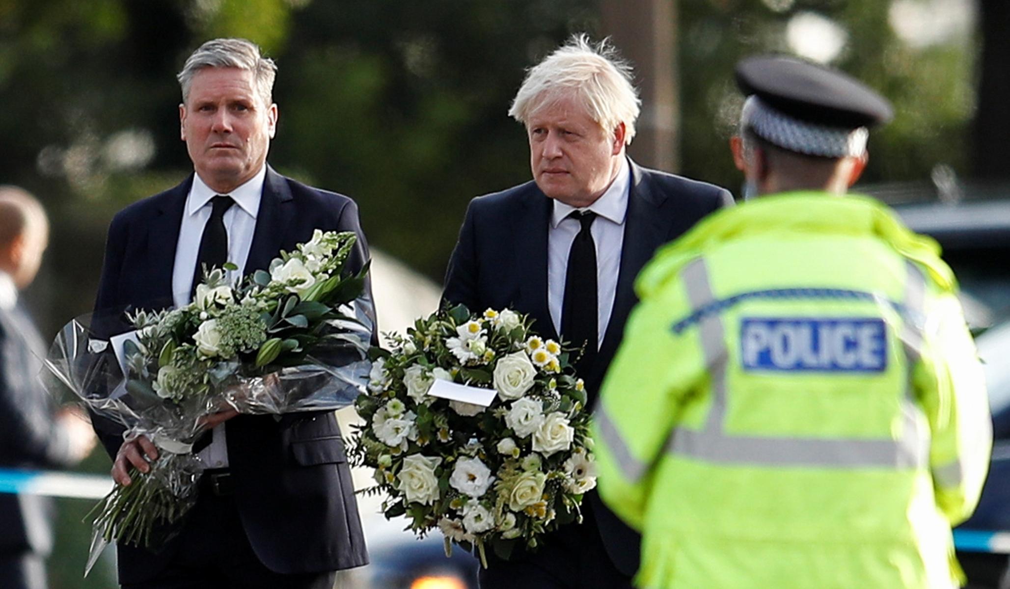 British Police Label Fatal Stabbing of Lawmaker 'Terrorist Incident'