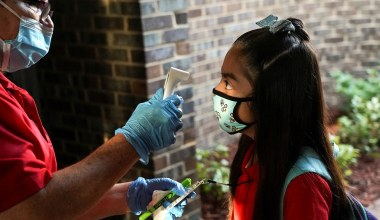 Kids in the Crosshairs of the COVID-Vaccine Battles