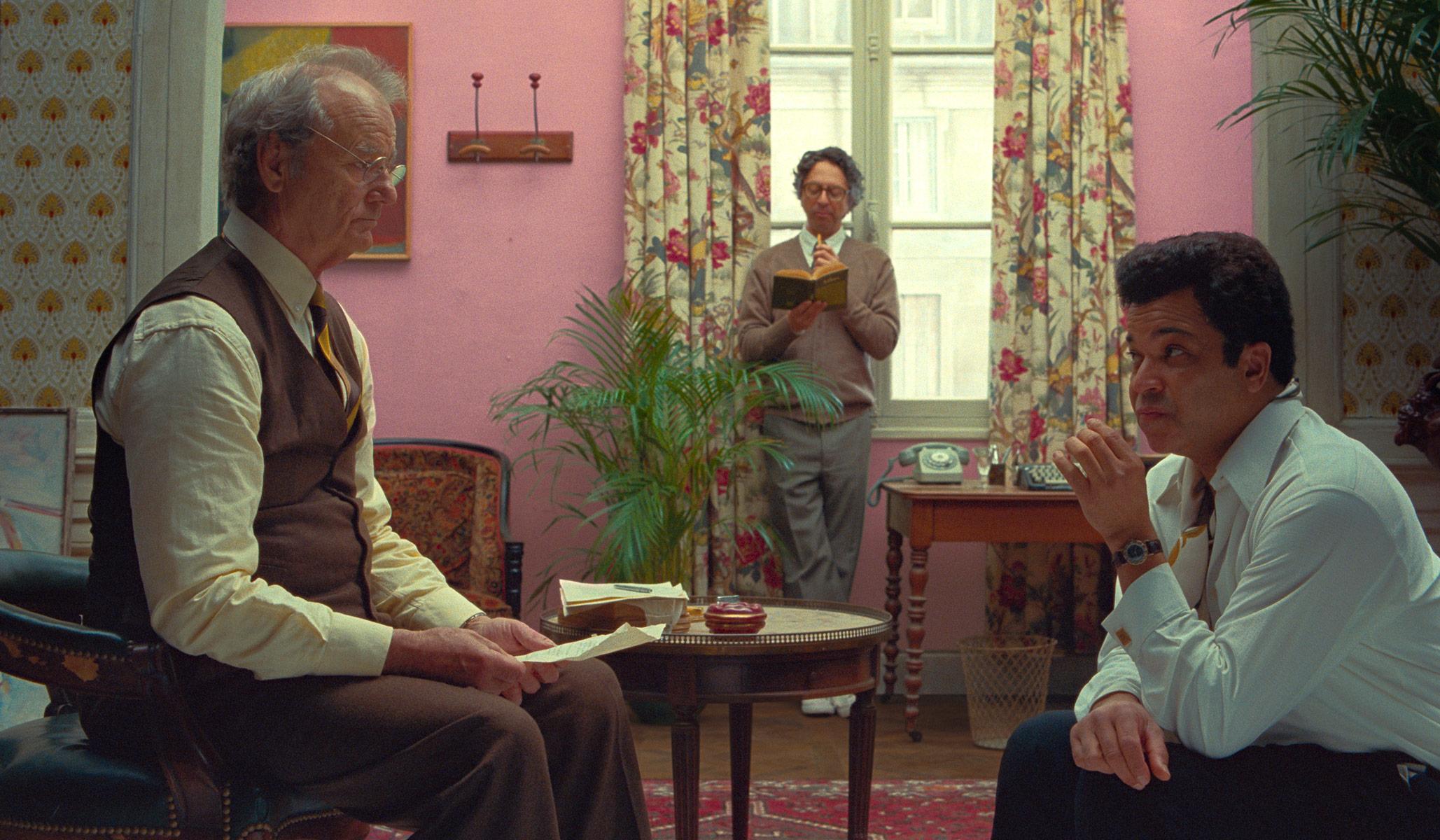 Review Film 'The French Dispatch': Film Wes Anderson Memiliki Permukaan Cantik, Tanpa Hati