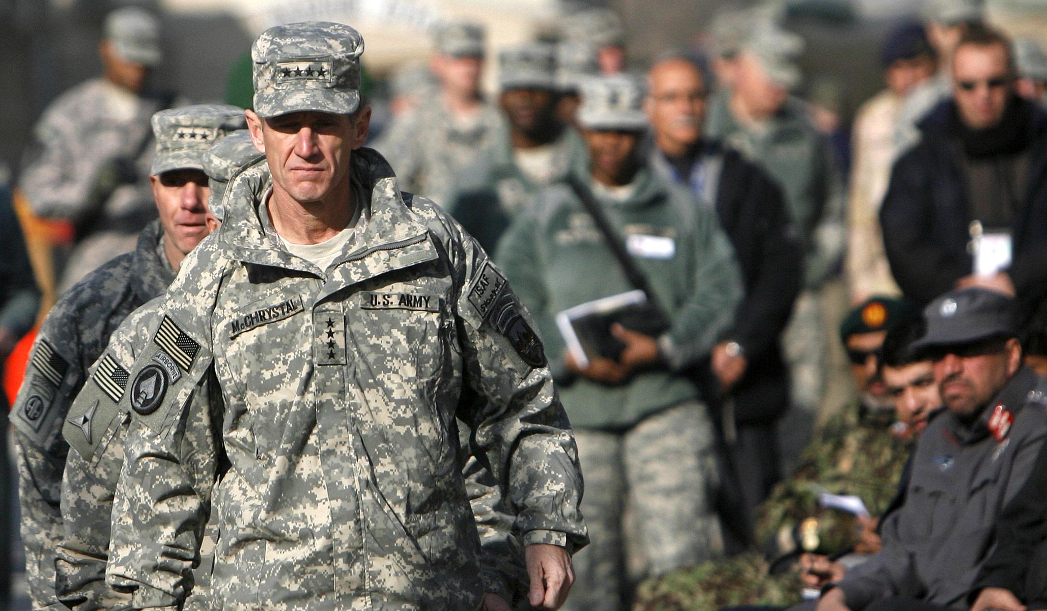 Resensi Buku: 'Risiko: Panduan Pengguna' Stanley McChrystal
