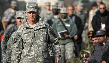 A General Who Failed in War Assesses Risk