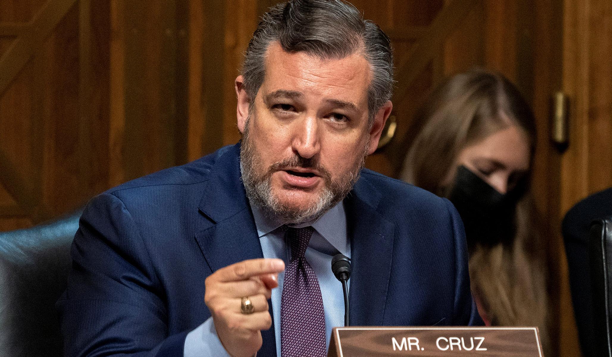 Cruz Defends Senate-Nomination Blockade over Biden's Russia 'Capitulation'