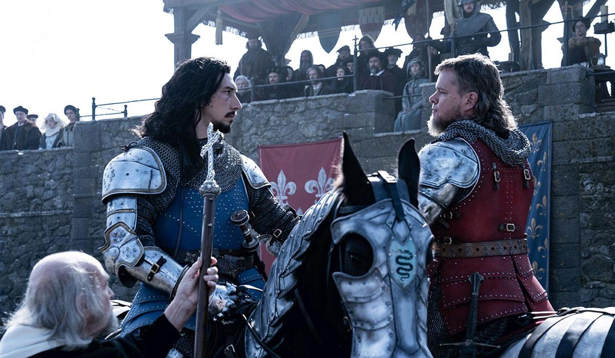 Review Film: 'The Last Duel' Bukan #MeToo untuk Abad Pertengahan
