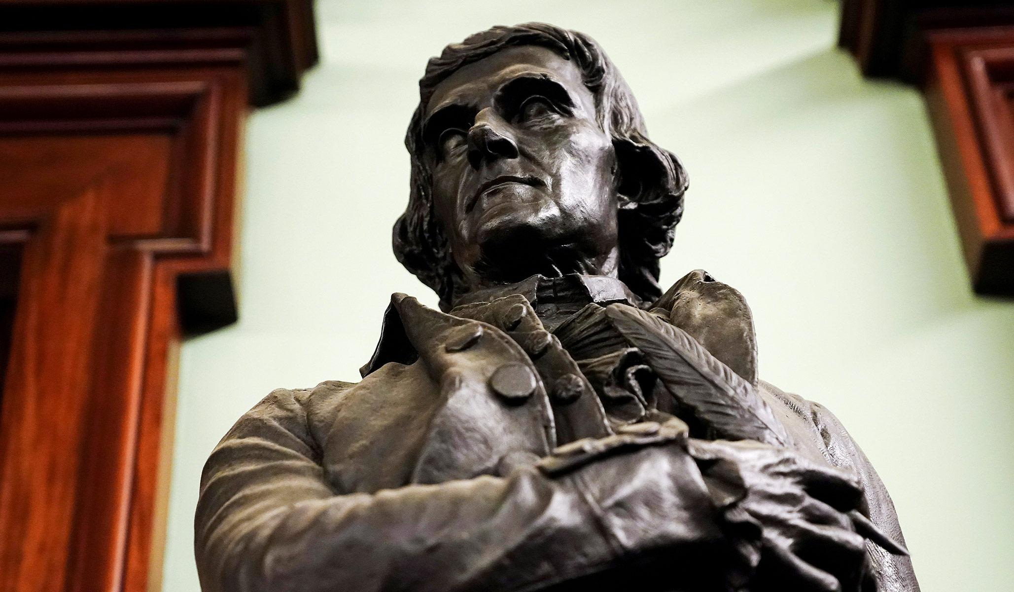 Thomas Jefferson Dibatalkan oleh Dewan Kota New York