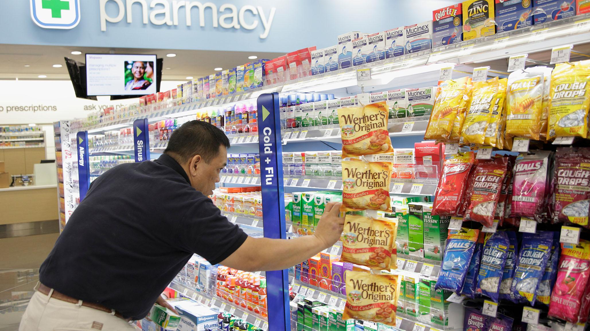 Pengutilan Walgreens: San Francisco Chronicle Tidak Ada Intinya